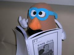 Patatín, fiel lector del fanzine