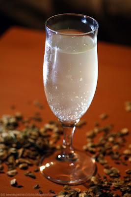Royale berce, des 3 cocktails,c'est celui que je préfère