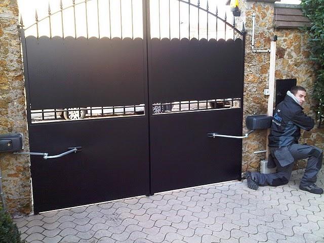 sezam portes automatiques automatisme came ferni complet. Black Bedroom Furniture Sets. Home Design Ideas