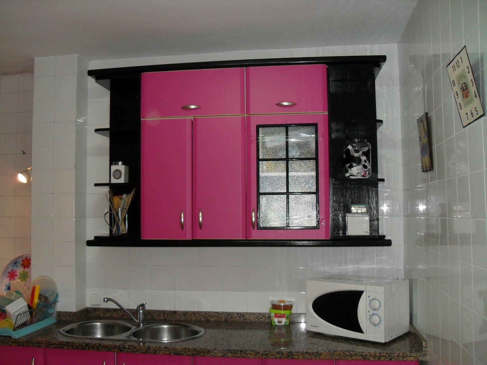 Cambiar puertas muebles cocina moderno cocina by maletz for Cambiar el color de las puertas