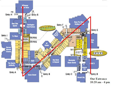 Map of Gurnee Mills at W Grand Ave, Gurnee, IL mall locations, hours, store lists, phone numbers, service information and more.