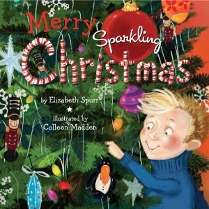 Bookfoolery Merry Sparkling Christmas By Spurr And Madden