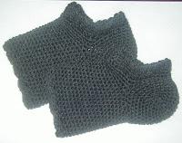 Knits for : Pedicure Socks Knit Pattern