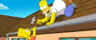 Cam S Cinematic Episodes Film Review The Simpsons Movie A Franchise Savior Or Much Apu About Nothing