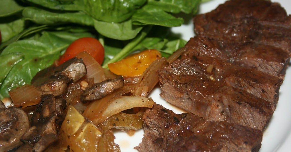 A Year of Slow Cooking: CrockPot Peppercorn Steak