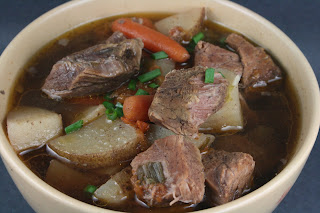 Azorean Spiced Beef Stew