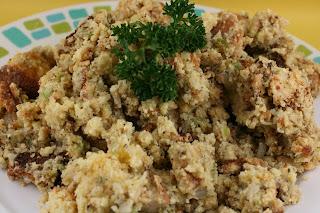 CrockPot Corn Bread Stuffing Recipe