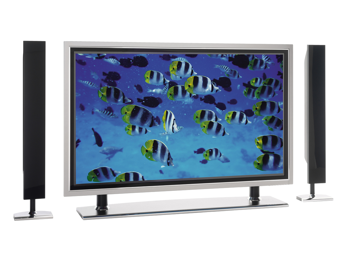 what plasma and lcd tv