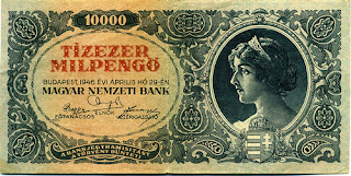 So On August 1 1946 The Forint Which Is Still Used Till 2012 Was Introduced At A Rate Of 400000000000000000 000000000000 400 Octillion