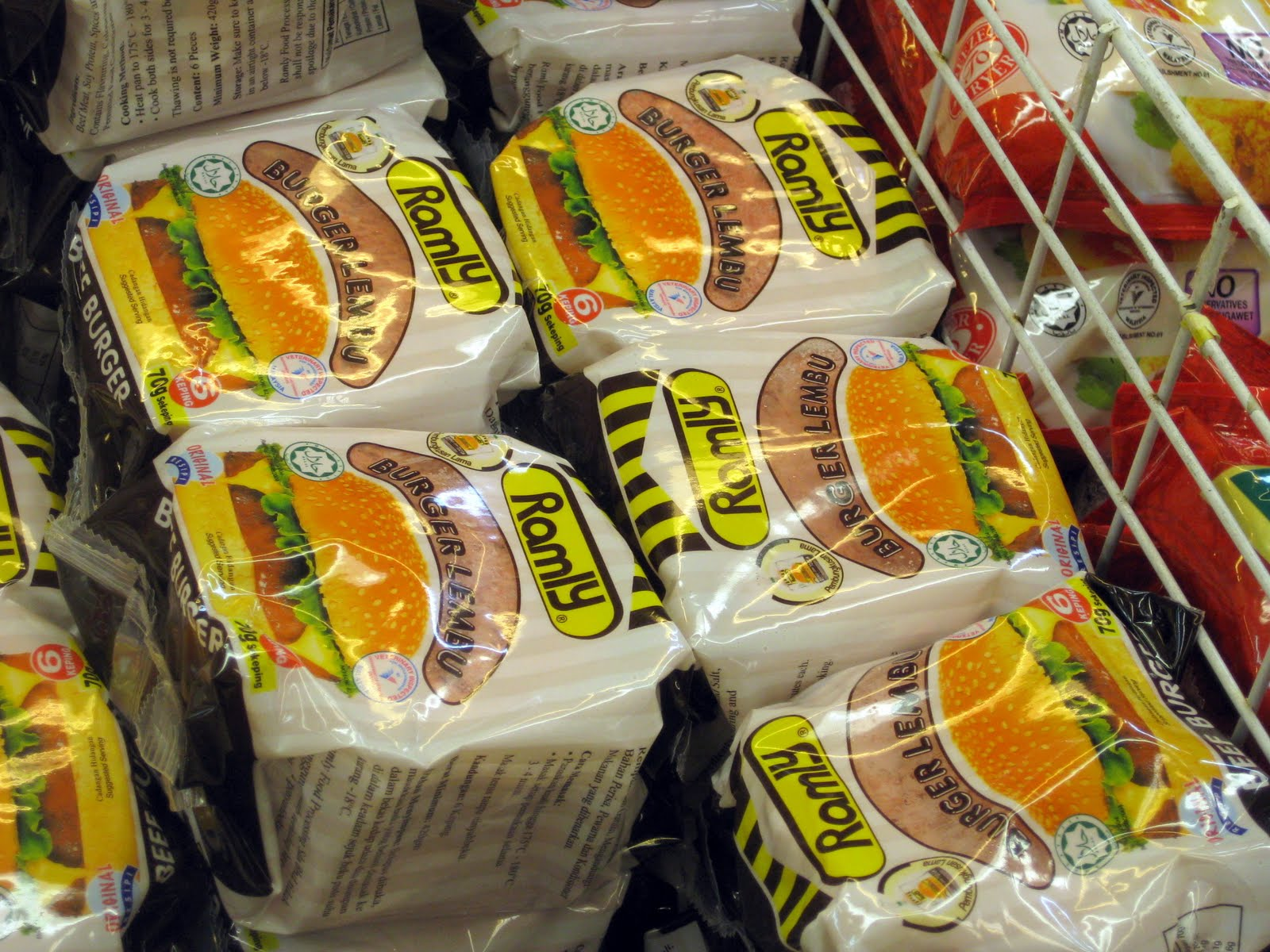 Ramly Burgers, Egg-Wrapped Burgers from Malaysia
