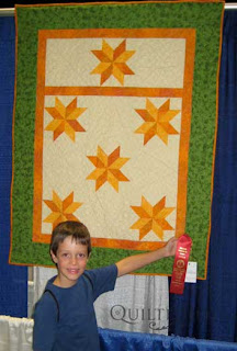 Angela wins second place at KY State Fair