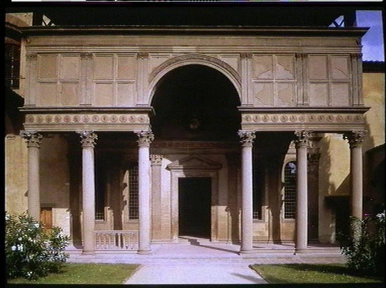 Historia Del Arte La Arquitectura Del Renacimiento