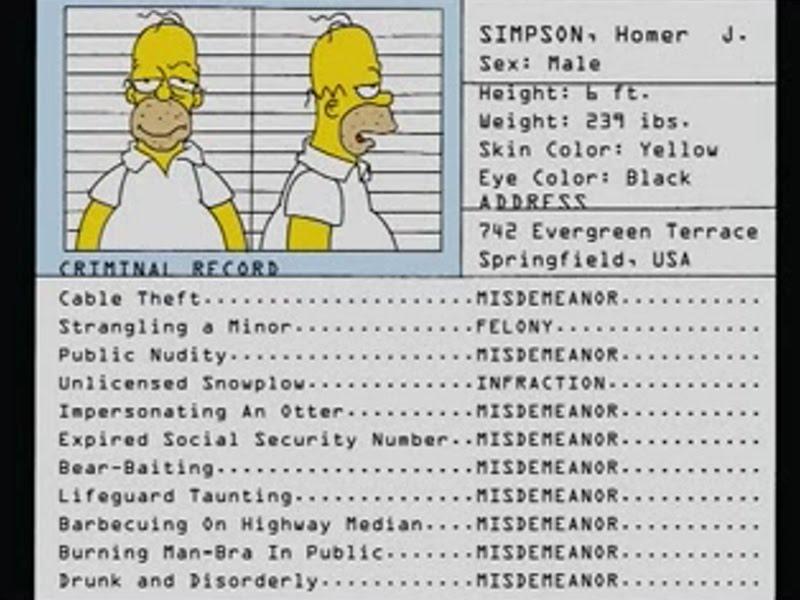 Brottsregister