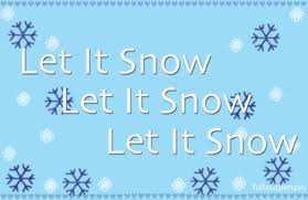 BLOG DE INGLÉS: Let it snow ( carols song : lyrics )