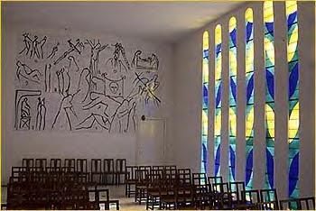 Idle Speculations The Chapelle Du Saint Marie Du Rosaire