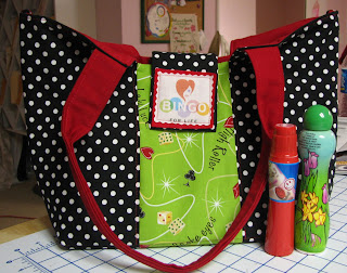 BINGO DABBER BAG PATTERN - Free Patterns