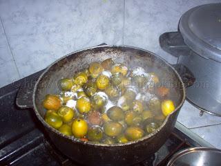 Boiled Pee Wah (Kerekel)