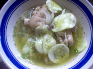 Pigfoot Souse, souse recipe