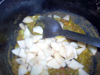 Rice and Curry Fish