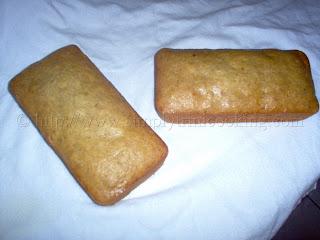 Banana Raisin Bread