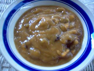 Tambran (Tamarind) Sauce