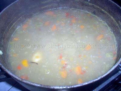 Provision Soup