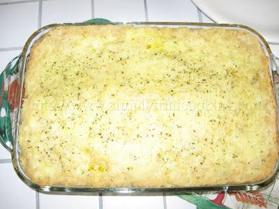 Yam Pie