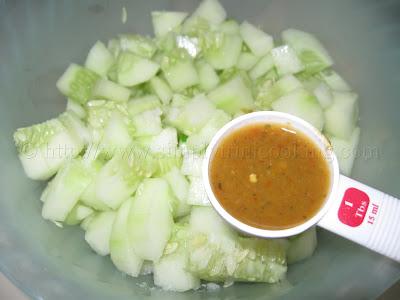 Cucumber Chow