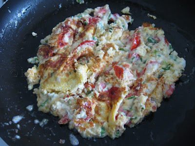 Trinistyle Scrambled Eggs