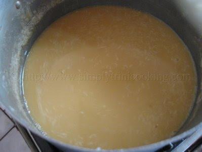 Trini Parsad II (Flour Parsad)