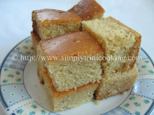 Eggless Fruit Cake Recipe Trinidad