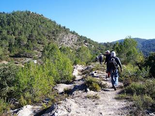 Subida al espadan desde alcudia de veo casiaventurilla for Piscina municipal alcudia