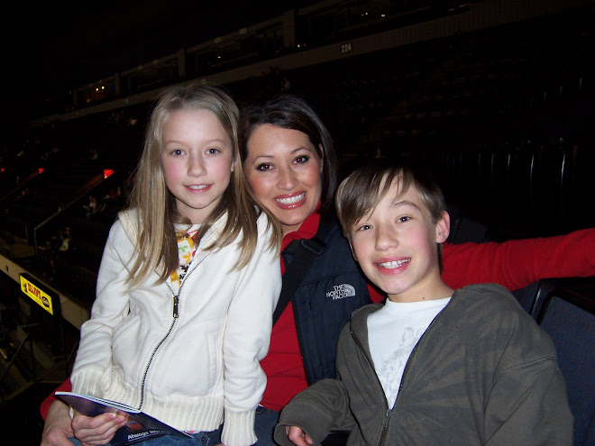 2008 - Grand Rapids Griffins Game