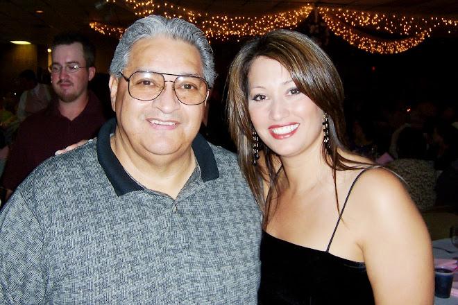 Tirza & Dad (Rudy Fierros)