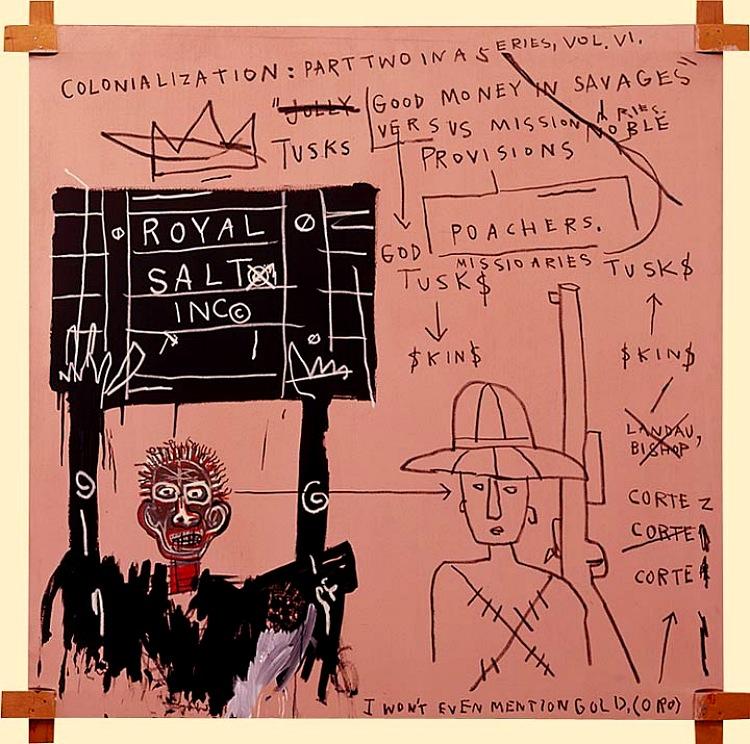e06de979a7e13 CENTRO CULTURAL DO CABULA  Jean-Michel Basquiat