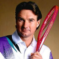Daily Doppel: Roger Federer and Jimmy Connors