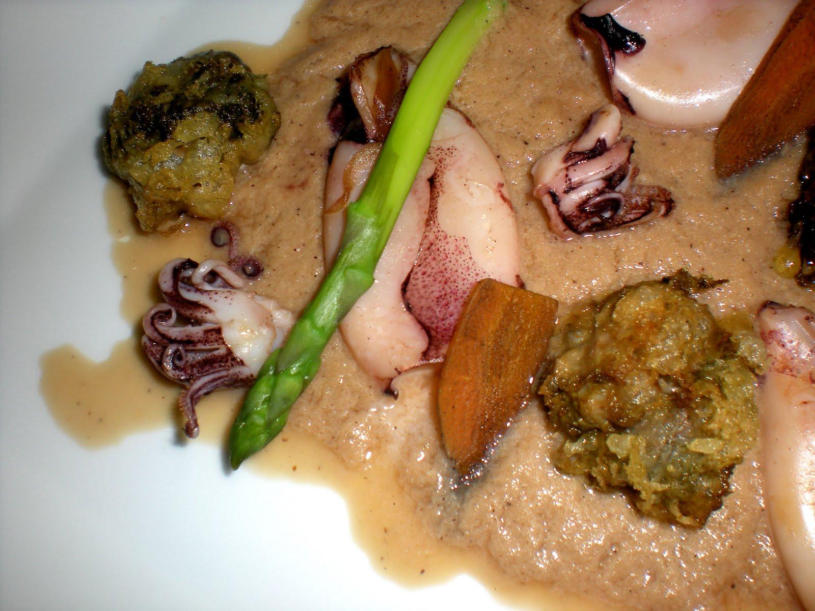 Aula de cocina porto mui os recetas 2009 for Cocinar ortiguillas