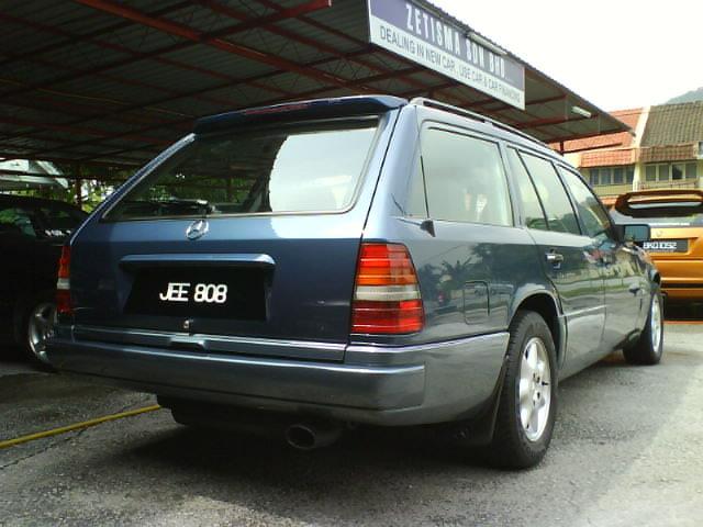 USED CAR : JANGGUT`S GALLERY: Merz Benz W124 Estate E220T 1994/1996