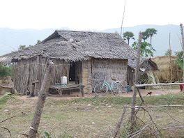 Typical Takeo Rural Home