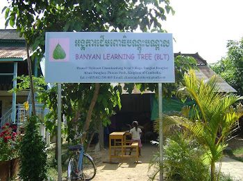 New Sign at Banyan Learning Tree School