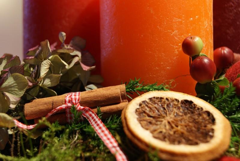 filz und garten gartenblog adventskranz teil ii. Black Bedroom Furniture Sets. Home Design Ideas