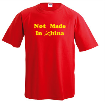 Not Made in China Tee