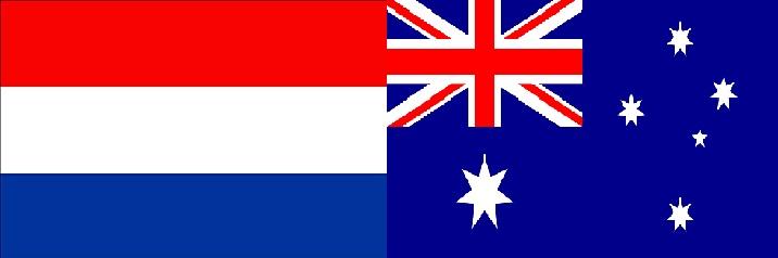 Image result for Dutch-Australian flag