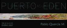 exposición Puerto Edén