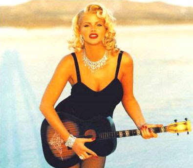 Hot Babes Wallpapers Anna Nicole Smith Wallpapers