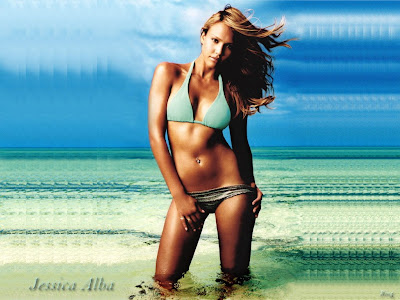 Jessica Alba Hot Sexy Desktop Wallpaper | Jessica Alba