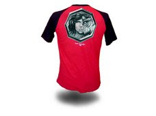 Camiseta Combinada Básica