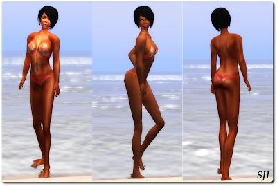 rihanna on the beach