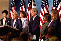 The Jersey Girls were instrumental in the creation of the 9/11 Commission.