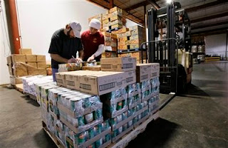 food banks go high-tech to feed the hungry
